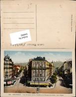 644992,Grenoble Isere Les Avenues Felix Viallet Hotel Walsheim - Ohne Zuordnung