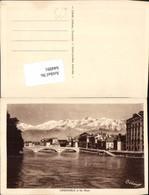 644991,Grenoble Isere Pont Brücke - Ohne Zuordnung