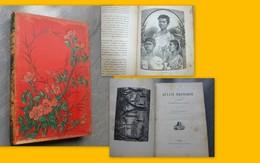 La GUYANE Française, J. Brunetti 1890, Mame,beau Livre Illustré,RARE ; L03 - Livres, BD, Revues