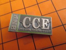 0120 PINS PIN'S / Beau Et Rare : Thème BANQUES / BNP CCE COMITE CENTRAL D'ENTREPRISE - Banken