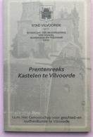 (2921) Vilvoorde - Prentenreeks - Kastelen Te Vilvoorde - Acht Kaarten - Vilvoorde