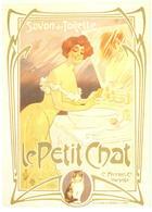 POSTAL   MISTI  - LE PETIT CHAT - Otras Colecciones