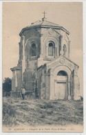 Corse Cpa Ajaccio Chapelle De La Punta Pozzo Di Borgo - Ajaccio