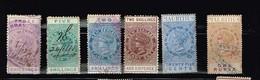 Lot Anciens Timbres Fiscaux à Identifier Revenue - Stamps