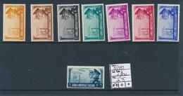 AFRICA ORIENTALE  SASSONE 34/40 + A21 MNH - Africa Oriental Italiana