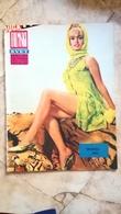 VINTAGE 1967 YUGOSLAVIA FILM MOVIE MAGAZINE NEWSPAPERS CATHERINE DENEUVE Tony Curtis MARISA MELL - Livres, BD, Revues