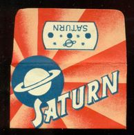 """""""Saturn"""" Razor Blade Wrapped, Made In Latvia Before WWII 1930s Original Rare! - Hojas De Afeitar"""