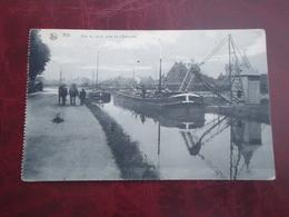 Ath  Vue Du Canal Prés De L'Entrepot           ( 2 Scans ) - Ath