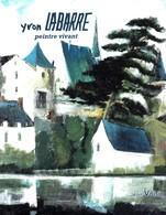 YVON LABARRE PEINTRE VIVANT DE JEAN VOISIN ED. D'ICI - Art
