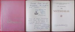 Abgarian - The Matenadaran - Double Envoi Dedicace - Armenie Manuscrits 1962 Signed - Histoire