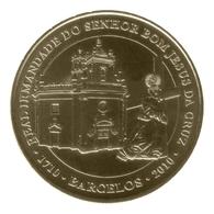 Monnaie De Paris , 2011 , Barcelos , Temple Bom Jesus Da Cruz - Monnaie De Paris