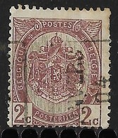 Antwerpen 1904 Nr. 606Azz - Precancels
