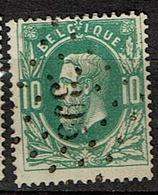 30  Obl  LP 395  Wellin + 12 - 1869-1883 Leopold II.