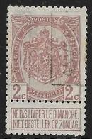 Antwerpen 1909 Nr. 1369A - Precancels