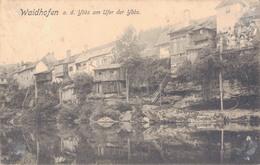 WAIDHOFEN A.d. YBBS Am UFER DER YBBS - Waidhofen An Der Ybbs