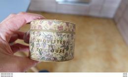 Boîte  Ancienne Violettes De Toulouse - Schoonheidsproducten