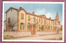 Cp Marssac Groupe Scolaire Et Mairie- éditeur Apa Poux - Otros Municipios