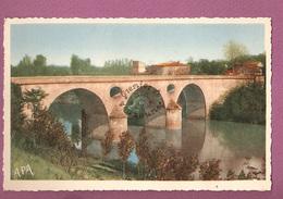 Cp Marssac Le Pont Sur Le Tarn Construit Par Les Etats Generaux En 1745 - éditeur Apa Poux - Otros Municipios