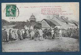 LESSAY - La Veille De La Foire Saint Croix - France