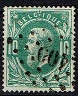 30  Obl  LP 400  Westerloo  + 10 - 1869-1883 Leopold II.