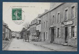 SAINT SAUVEUR LENDELIN - Une Rue - Frankreich