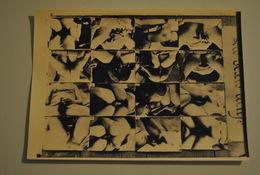 Photo Plusieurs Vues De Scenes Erotiques Scenes Pornographiques Photo De Photos - Erotiek (...-1960)