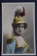OLD Postcard - COIFFURES MILITAIRES -SUZY MABEL - Theater -  Photo - Walery - Edit. S.I.P - Theater