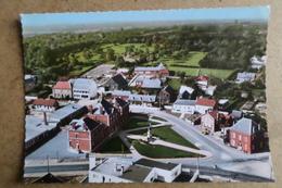BOUE - Vue Aérienne - Mairie ( 02 Aisne ) - Autres Communes