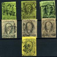 México Nº 7/9. Año 1861. - México