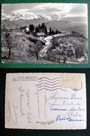 (FG.V10) Route De Grenoble Au Col De Porte Et La Chaine De Belledonne - Grenoble