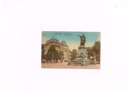 Statue Van Artevelde.Expédié à Aalst. - Gent