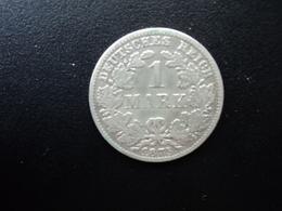 ALLEMAGNE : 1 MARK   1875 C    KM 7      TB+ - [ 2] 1871-1918 : Imperio Alemán