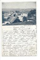 24135 - Oron-la-Ville Souvenir D'Oron Circulée 1899 - VD Vaud