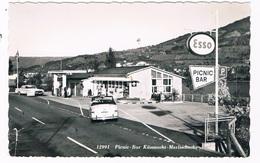 CH-5789   KÜSSNACHT-MERLISCHACHEN : Picnic-Bar ( With Tankstelle, Gas-station, Benzinepomp) - SZ Schwyz