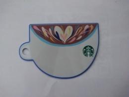 China Gift Cards, Starbucks,  2017,(1pcs) - Gift Cards