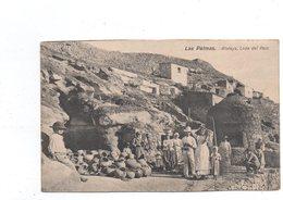 Las Palmas. Atalaya. Loza Del Paiz. - La Palma