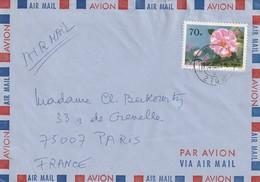 CHINE - LETTRE - Le 20/10/1980 Pour Paris - 1949 - ... République Populaire