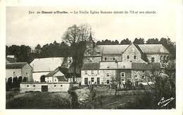 CPA - Belgique - Hamoir S/Ourthe - La Vieille Eglise Romane - Hamoir