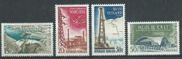 Timbre France Neuf * Yvt N° 1203-1206 - France