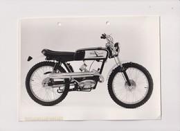 "Italjet Mustang Trial   +-23cm X 17cm "" Perforada "" Moto MOTOCROSS MOTORCYCLE Douglas J Jackson Archive Of Motorcycles - Andere"