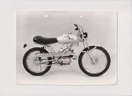 "Italjet Piranha Export  +-23cm X 17cm "" Perforada "" Moto MOTOCROSS MOTORCYCLE Douglas J Jackson Archive Of Motorcycles - Andere"