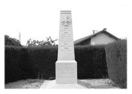 BEARD-GEOVREISSIAT - Monument Aux Morts - Francia