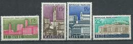 Timbre France Neuf * Yvt N° 1152-1155 - France