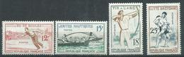 Timbre France Neuf * Yvt N° 1152-1155 - Erinnophilie