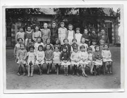 18   SAINT MARTIN D'AUXIGNY  4 PHOTOS  DONT 1 ECOLE 1949 , 1 DE 152 ET 2 AUTRES PLIURES - Francia