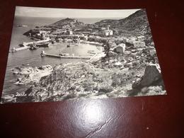 B754   Isola Del Giglio Grosseto Panorama Viaggiata - Italien