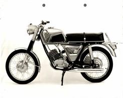 "KTM +-23cm X 17cm "" Perforada "" Moto MOTOCROSS MOTORCYCLE Douglas J Jackson Archive Of Motorcycles - Andere"