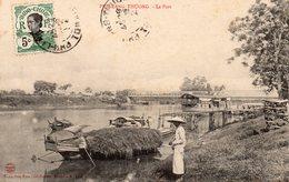 INDOCHINE PHU LANG THUONG LE PORT  BELLE ANIMATION - Viêt-Nam