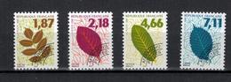 Serie Preo No 236 à 239 ** TTB  70 % Sous La Faciale - 1989-....