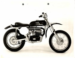 "Italjet Zorro +-23cm X 17cm "" Perforada "" Moto MOTOCROSS MOTORCYCLE Douglas J Jackson Archive Of Motorcycles - Andere"